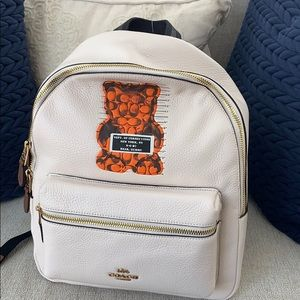 Gummybear Coach backpack